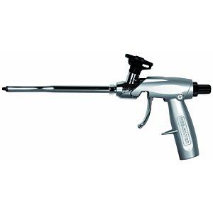 Pur pistool metaal NBS Silver 325532