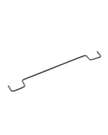Bovenbeugels 350mm t.b.v. Isobouw Powerkist (10 stuks)