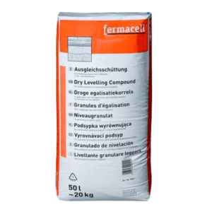 Fermacell Estrich egalisatiekorrels 50 liter/zak